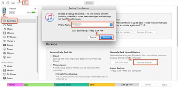 How to Sync iBooks between iPhone and iPad | Leawo Tutorial Center