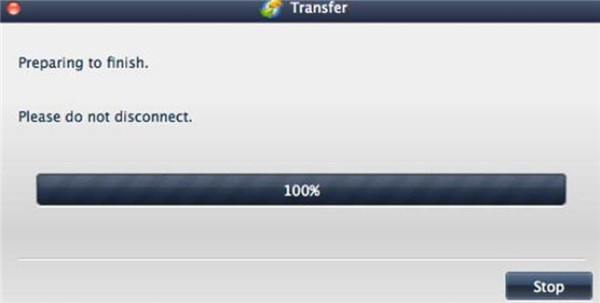 Select Movies and Transfer