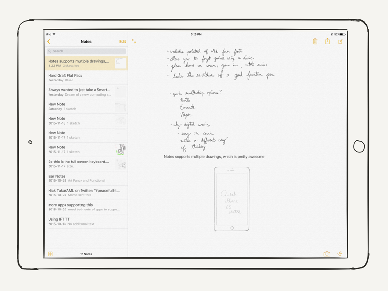 Best To-Do List & Note-Taking Apps for iPad & iPhone