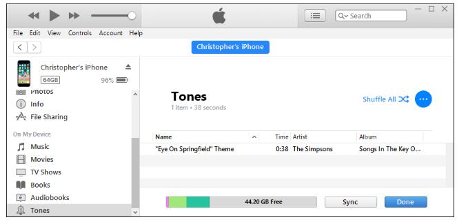 how to download free ringtones from itunes to iphone