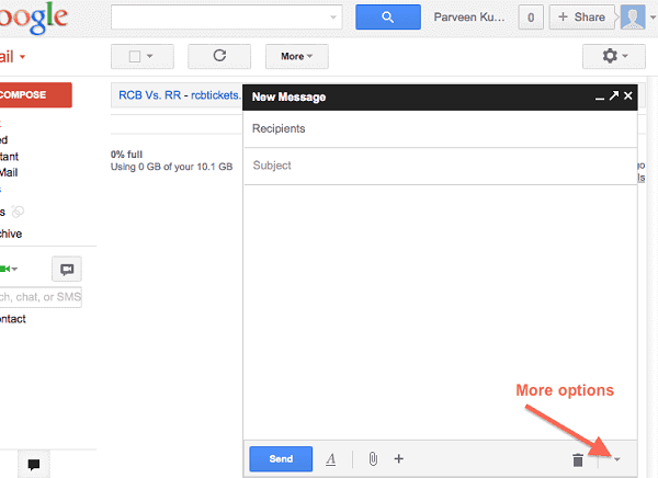 Move iPhone notes to Gmail