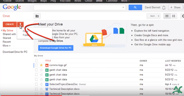 how to download photos from iphone to google drive