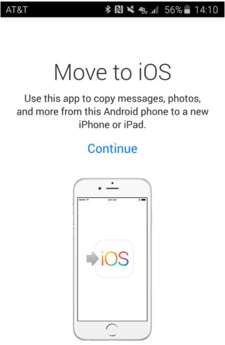 How-to-Transfer-Video-from-Samsung-to-iPhone-via-Move-to-iOS-App-Continue