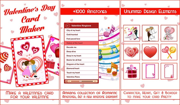 Romantic Card Marker