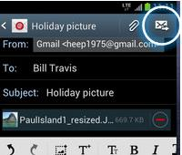 Transfer-Video-from-Samsung-to-iPhone-via-Email-Send