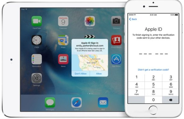 Set up Apple Two Factor Authentication