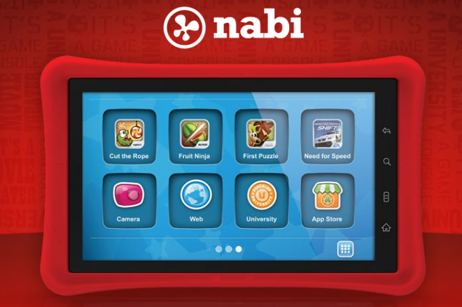 convert dvd to nabi tablet