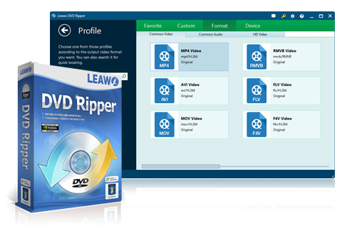 convert dvd to nabi tablet