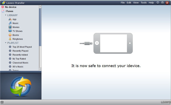 Connect iPhone to PC