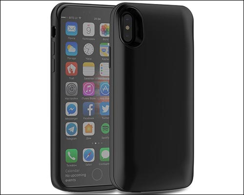 iPhone X battery cases