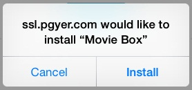 How to Install MovieBox iOS on iPhone | Leawo Tutorial Center