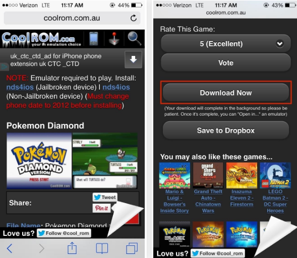 Install NDS Emulator iOS ver on iPhone | Leawo Tutorial Center