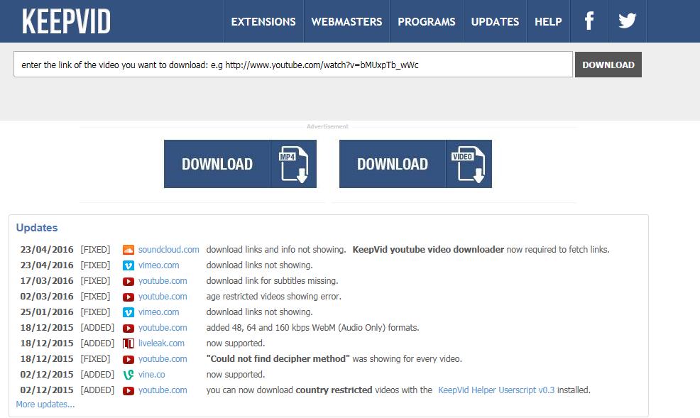 動画ダウンロードできるサイトを10選 - iSkysoft