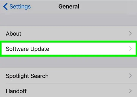 how-to-fix-iphone-no-service-update-your-iphone-software-update-6