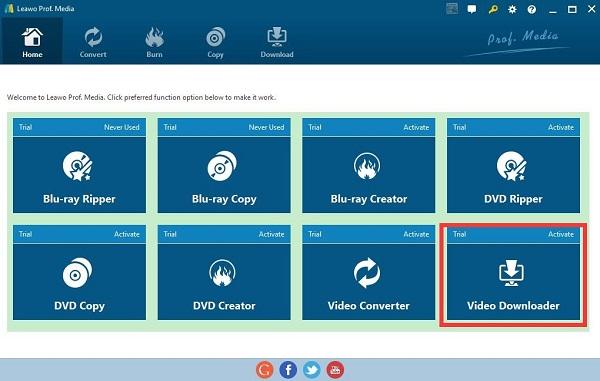 Choose Video Downloader