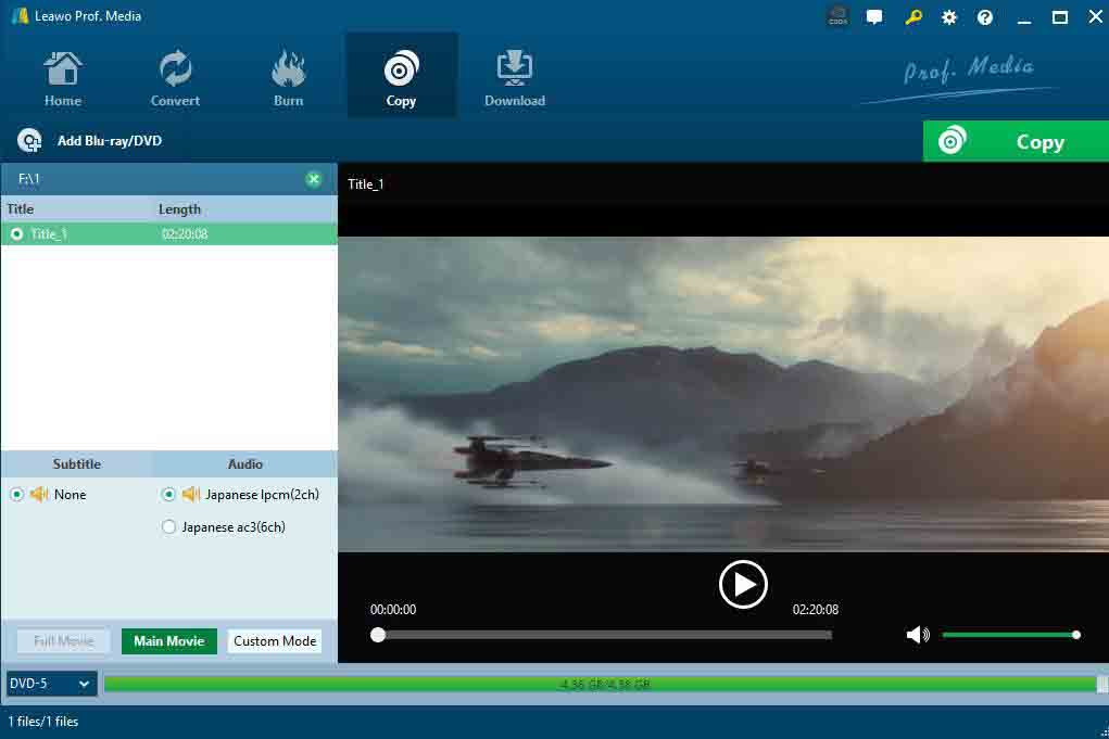 Best Tools for Copying Blu-ray Movies