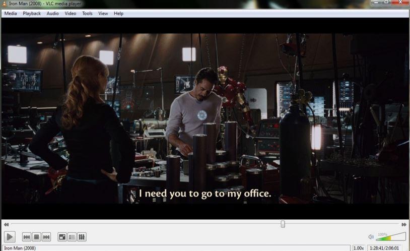 VLC to Play M4V video on Ubuntu