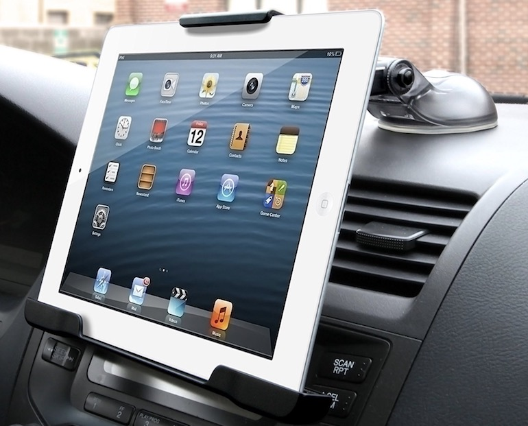 iOttie iPad Dashboard Car Holder