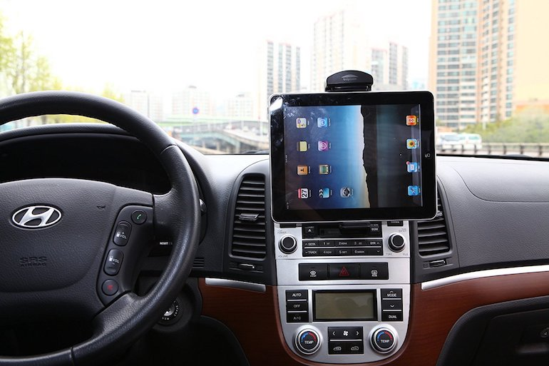 Kropsson 900 Universal Tablet Car Mount Holder
