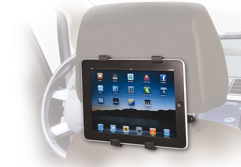 SIIG Headrest Car Mount for iPad