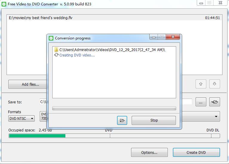 Convert Canon videos to DVD