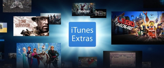 iTunes Extras