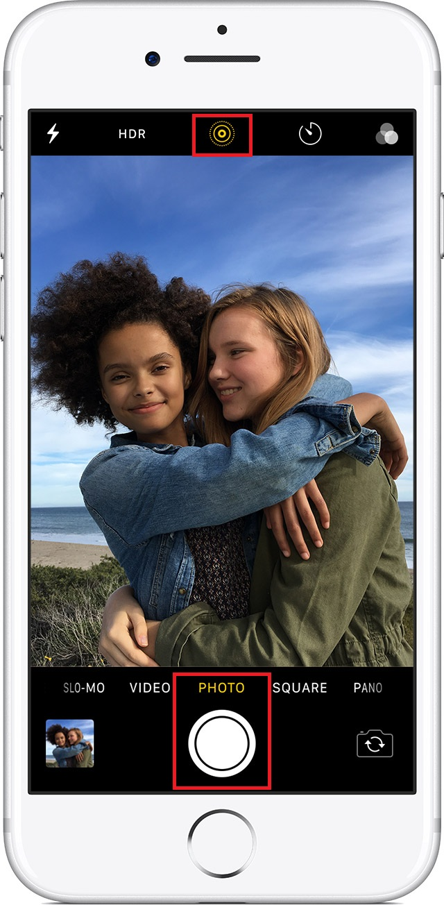 How to Take Live Photos on iPhone