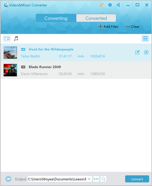 play-iTunes-movie-on-BlackBerry-PlayBook-Leawo-import-02
