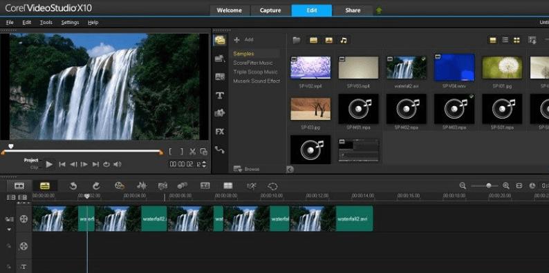 Avidemux-alternative-corel-videostudio-13