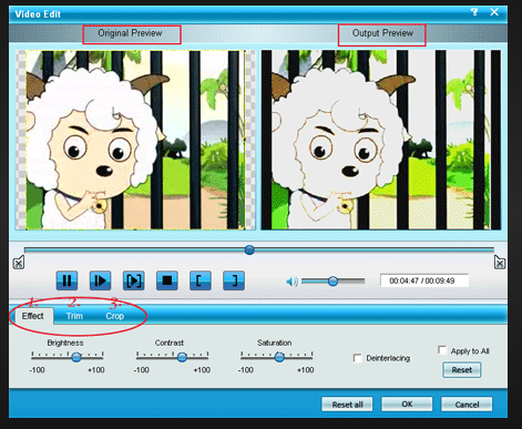 How to edit MKV video with an MKV video editor? | Leawo