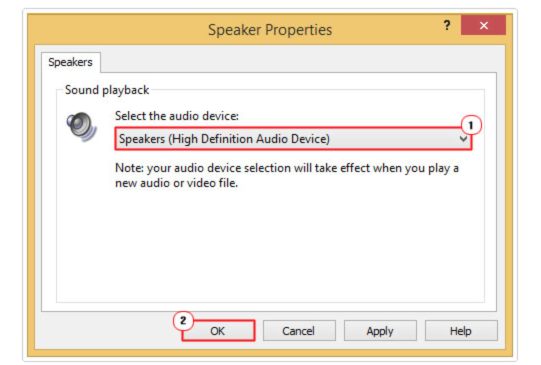 6 solutions for windows media player error c00d1199.