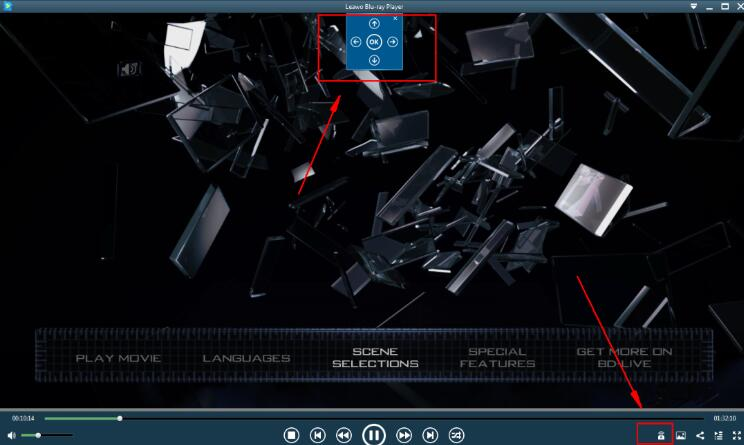 How to play Blu-ray with out remote? | Leawo Tutorial Center