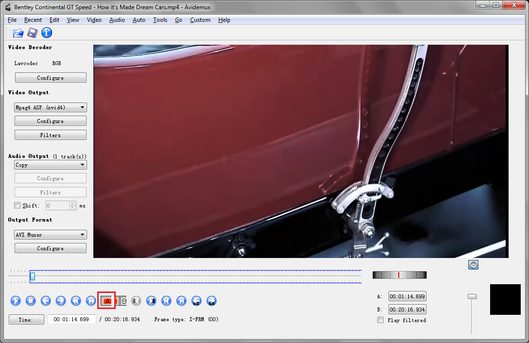 How to Cut Video with Avidemux | Leawo Tutorial Center
