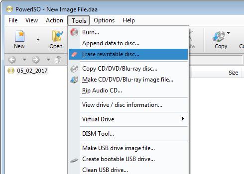 How to erase DVD-RW in Windows 7? | Leawo Tutorial Center