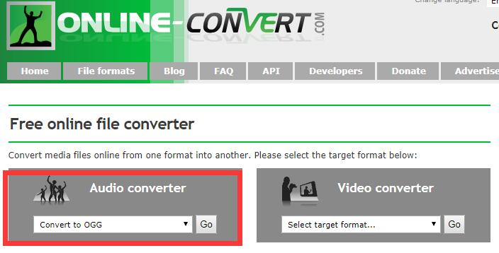 How to convert WAV to OGG online? | Leawo Tutorial Center