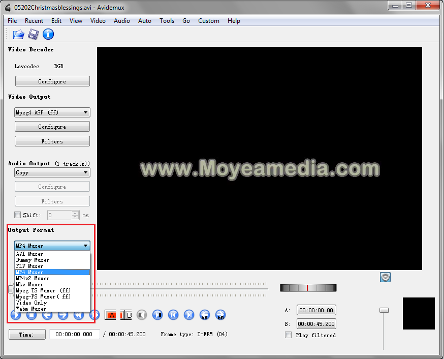 set-mp4-as-output-format-04