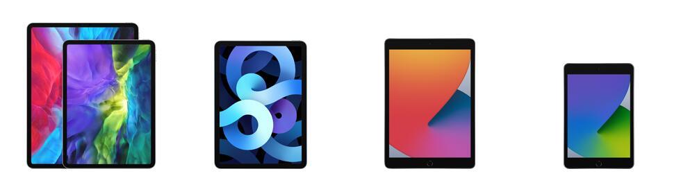 Brief Introduction of iPad iPad Pro iPad Mini iPad Air-01
