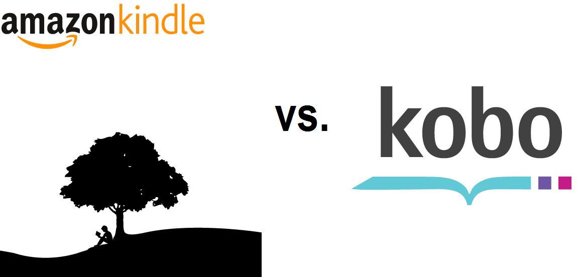 Kobo vs. Kindle eBooks