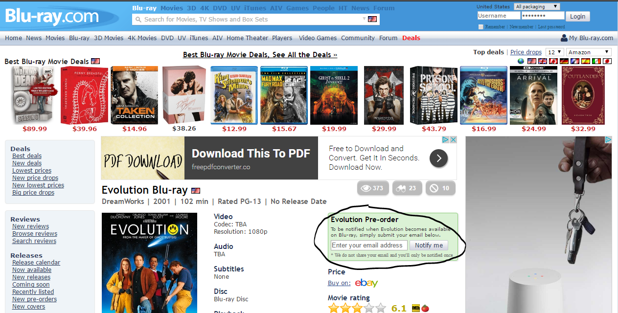 Blu-ray.com