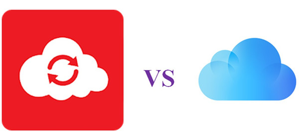 Differences between Verizon and iCloud