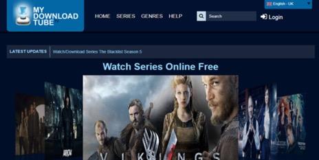 best website to download free tv series