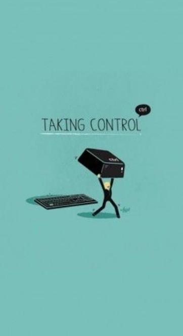 TAKING CONTROL (ctrl)