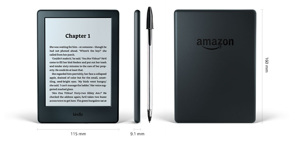 Brief Introduction to Kindle