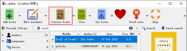 convert Kindle eBook to EPUB