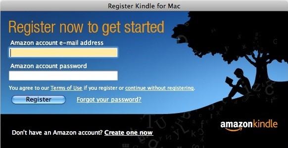 Add Kindle eBooks