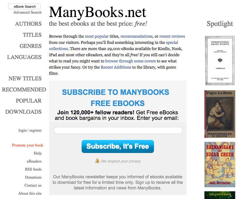 best download free ebooks