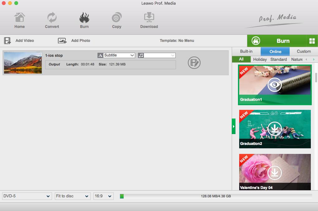 Best slideshow app for Mac | Leawo Tutorial Center