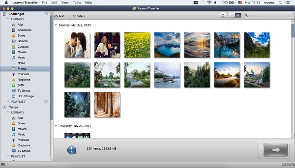 Back-up-Travel-Photos-to-Mac-via-Leawo-iTransfer-for-Mac-select