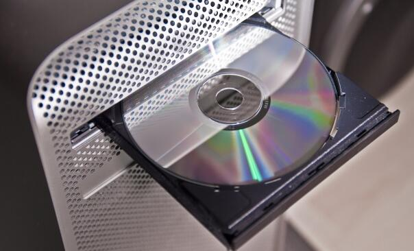 DRM-protected digital content on CD
