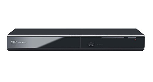 Panasonic DVD-S700EP-K All Multi Region Free DVD Player